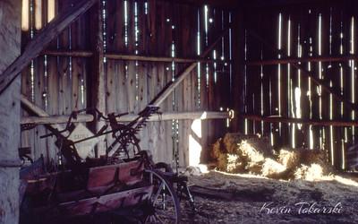 Old Barn, Keweenaw Peninsula, Michigan, 1979