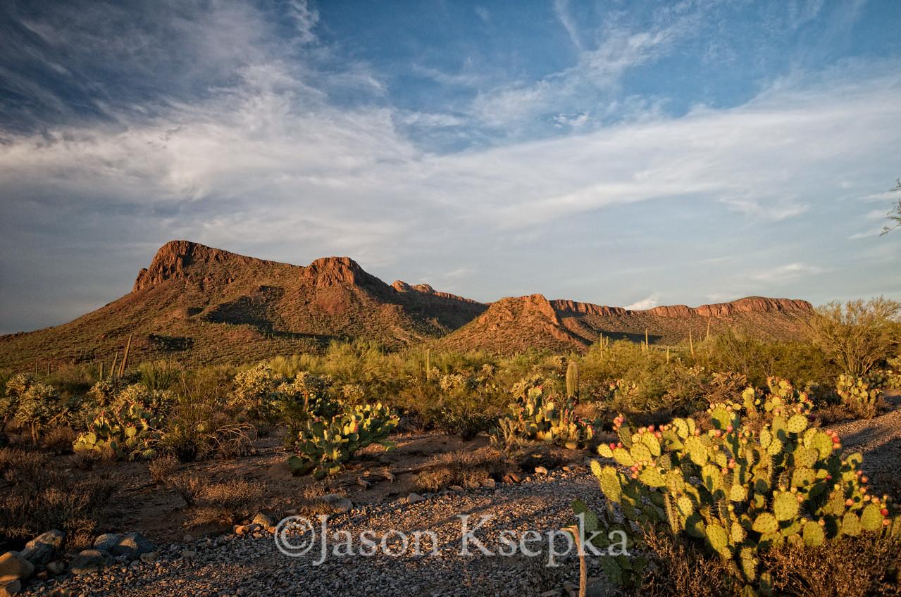 Sombrero Peak; Tucson, Arizona