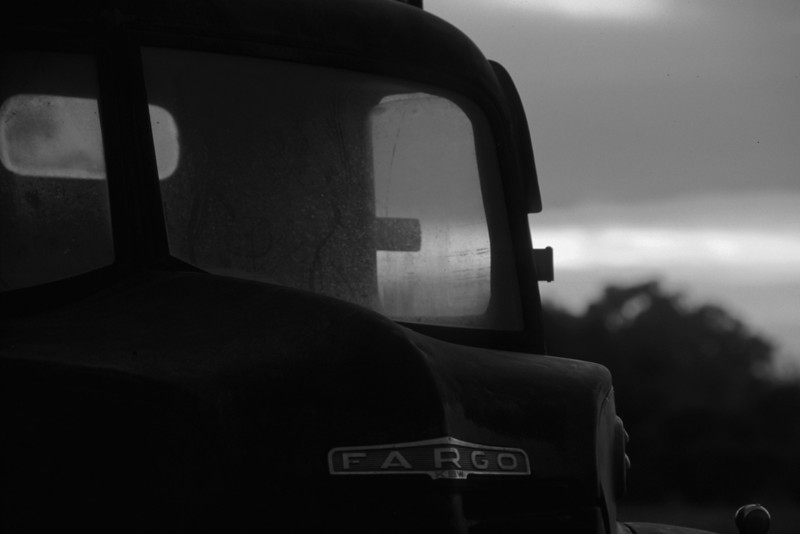 Fargo, Truck, Australia, Outback, Broken Hill, Vintage Copyright Chris Collard - All rights reserved