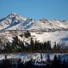 467  G Snowy Nenana Gorge Mountain