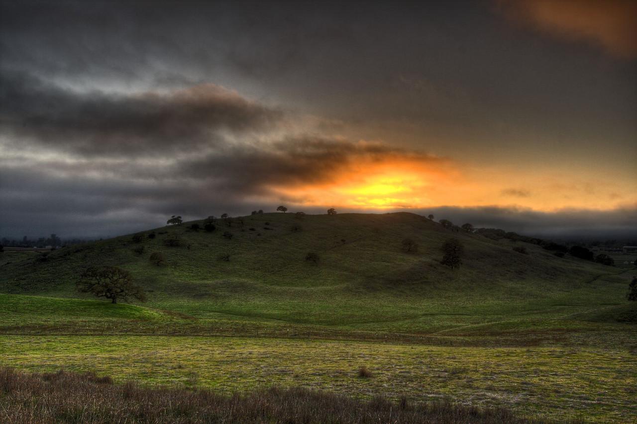 Crane Creek Sunset