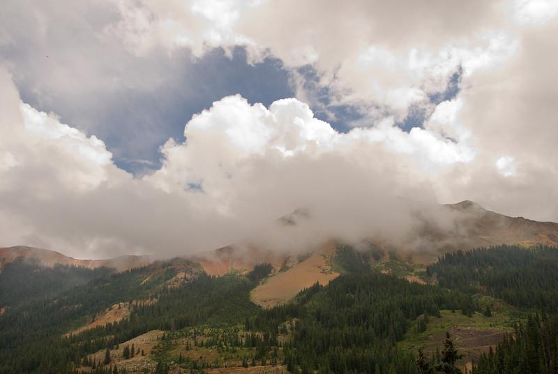 2007 Colorado Trip - Silverton Loop Scene
