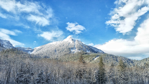 Landscape: McClellan Butte | Mt. Baker-Snoqualmie National Forest