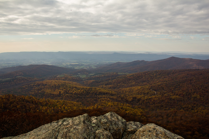 View From Mary's Rock - SNP