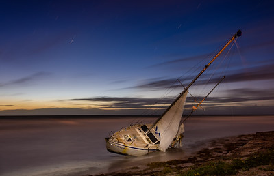 Ghost Ship - Melbourne Beach, FL