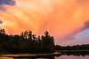 Storm Cloud at Sunset 1<br /> Kanuga Lake