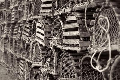 Lobster Traps, ME