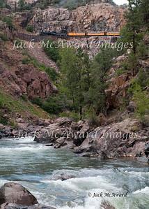 Durango-Silverton RR & River WM
