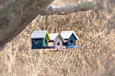 Triplex Housing