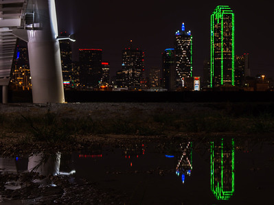 Margaret Hunt Hill Bridge, Dallas, Texas