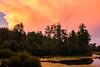 Storm Cloud at Sunset 3<br /> Kanuga Lake