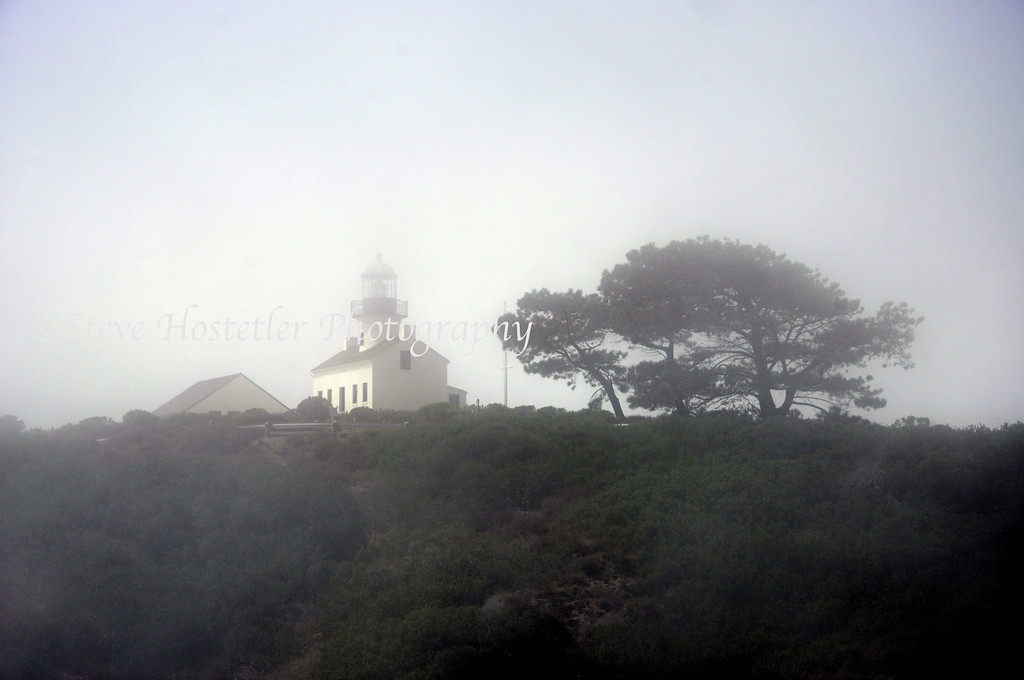 Point Loma Lighthouse - San Diego (L8)