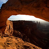 arches, Landscape, national park, Utah, Moab, Mesa Arch Copyright Chris Collard - All rights reserved