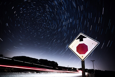 Stop and Stargaze