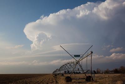 Storms Over Northeastern Colorado