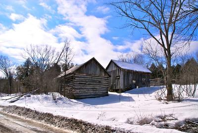 Frozen Barns
