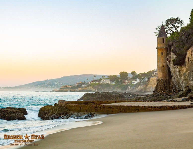 Pirate Castle @ Victoria Beach, Laguna Beach, CA