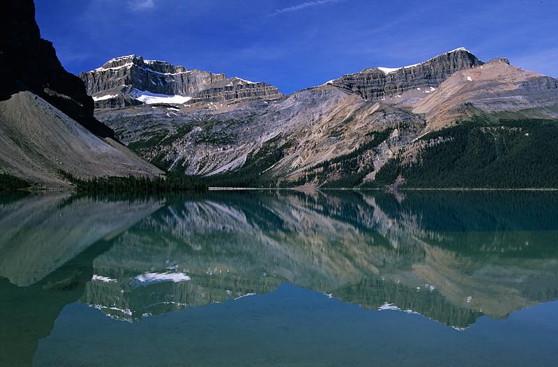 Rockies Reflection