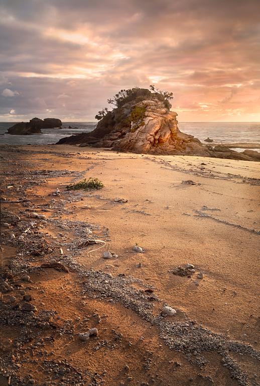 Kings Beach, Lord Howe Island, Australia