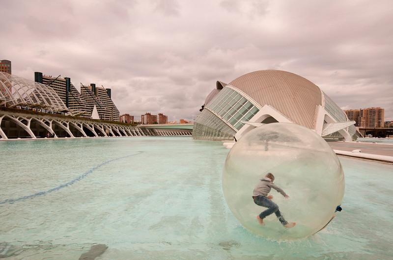 Arts Science centre Valencia