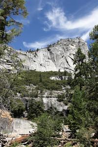 Near Vernal Falls