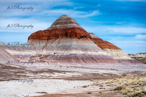 Painted Desert Tepee AZ