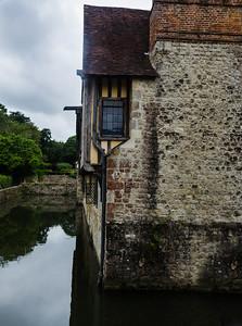 ightham Mote Kent England