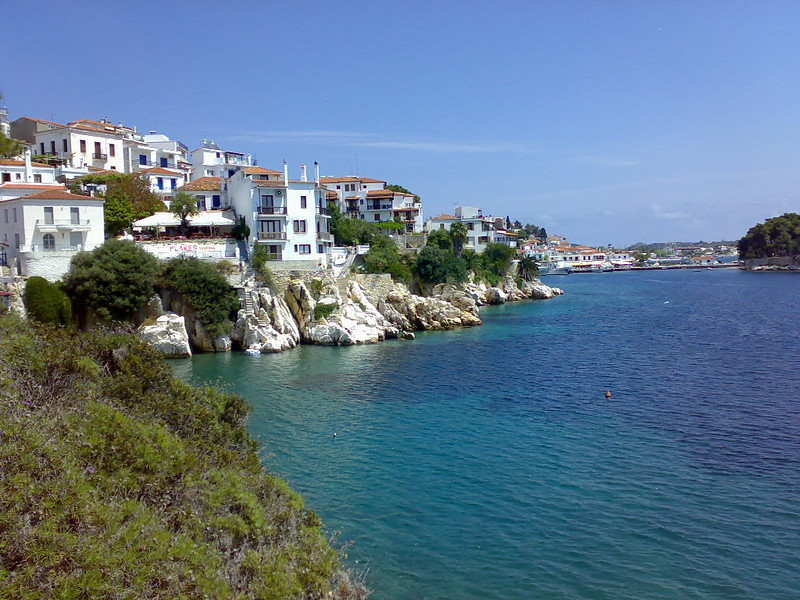 Greece. Skiathos  just a 'wish I was here ' snap.