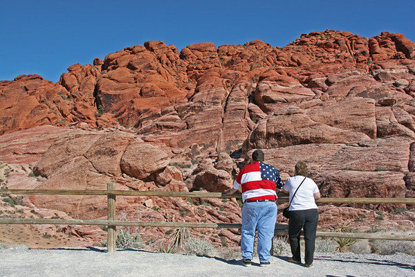 America the Beautiful... Red Rock Canyon