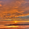 Sunset tywyn