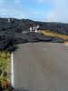 Another view of the 1980's lava flow from Kilauea volcano.