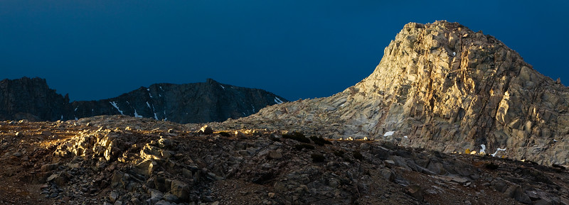 Sierra Backpack Trip Piute Pass_100309_0025