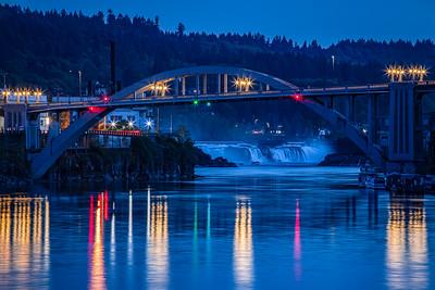 Oregon City Blues