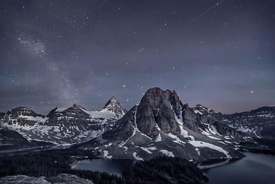 Mt Assiniboine - Canada