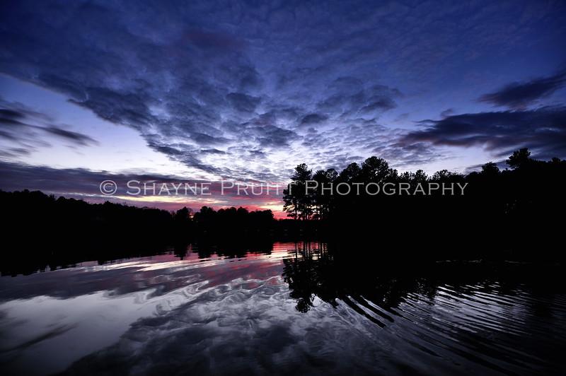 Duncans Lake, Buford Georgia - Jan 2012