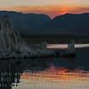 Sunset Mono Lake