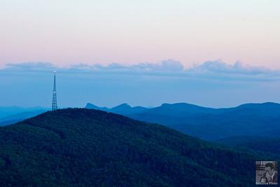 Blue Ridge Tower - Grandfather Mountain, NC