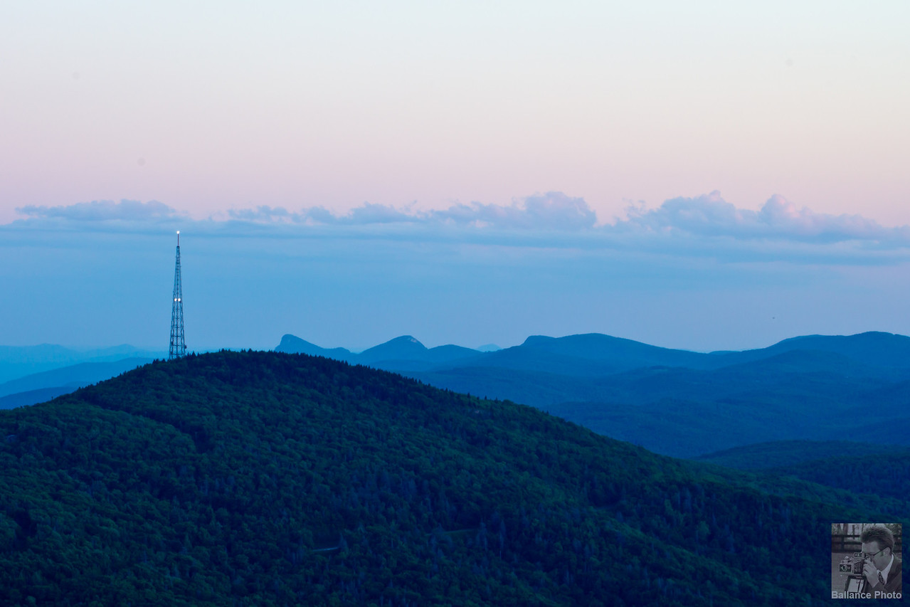 Blue Ridge Tower - Grandfather Mountain, NC