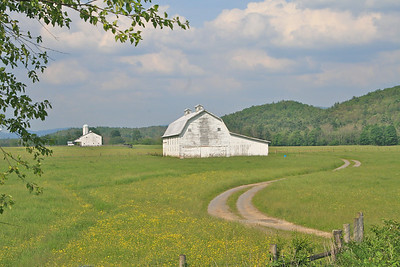 Two barns WV