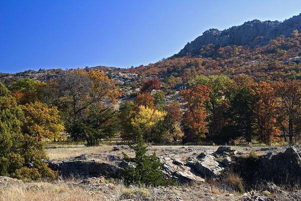 Wichita Mountains NWR