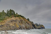 Cape Disappointment Washington. Lewis & Clark camped here in 1806.