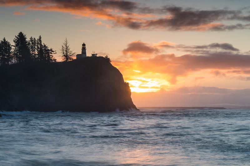 Swell sunrise
