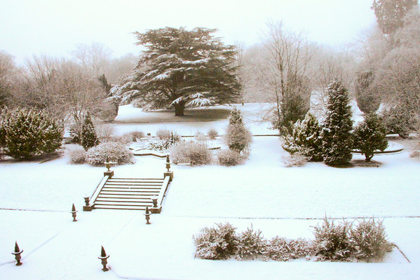 Winter at Mar Hall