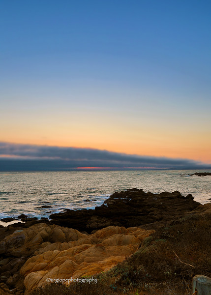 Last Light, Cambria, California