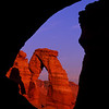 arches, Landscape, national park, Utah, Moab, Delicate Arch, Copyright Chris Collard - All rights reserved