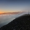 Fog at Sunrise, Buford Dam