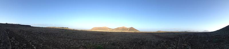Rock Desert, Lajares, Fuerteventura, Winter 2012