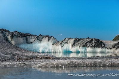 Kayaking Amongst the Icebergs Valdez Glacier Valdez, Alaska © 2014
