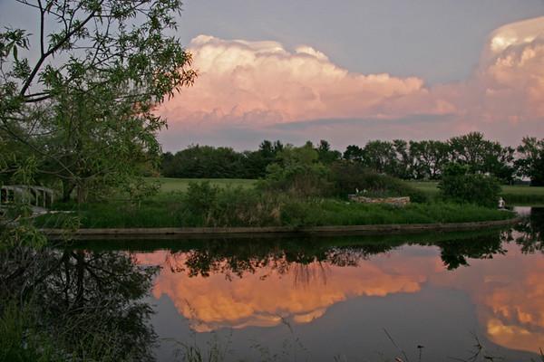 Cloudy Pond