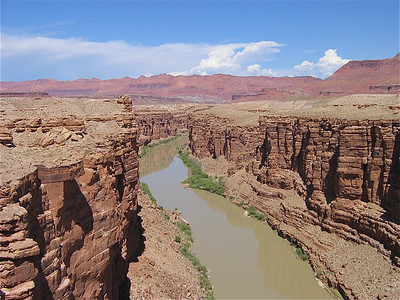 Colorado River, Arizona, USA.
